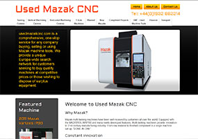 Used Mazak CNC supply second hand mazak machine tools and machining centres including Mazak Integrex, Mazak Nexus, Mazak Variaxis and lots more. Also your used mazak machines can be advertised on our site